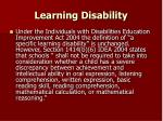 learning disability1