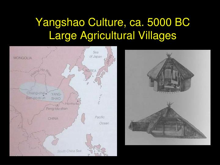 Yangshao Culture, ca. 5000 BC