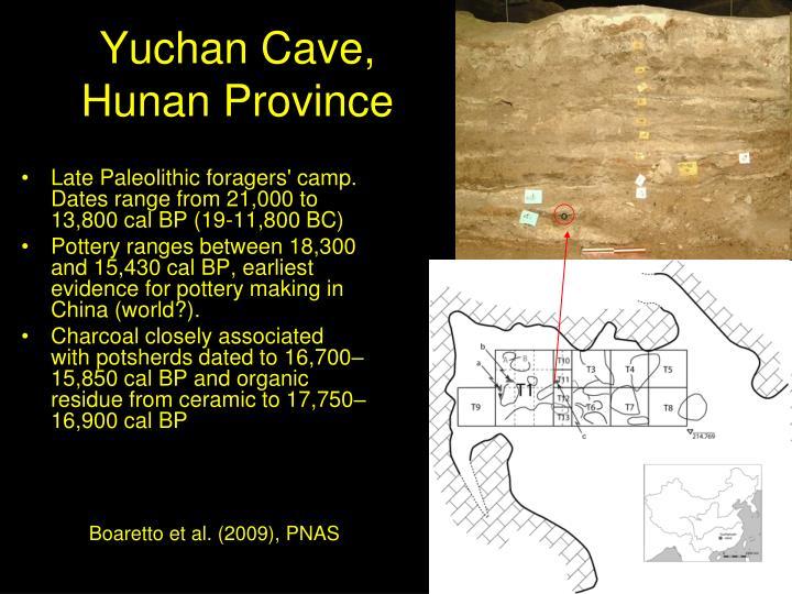 Yuchan Cave,