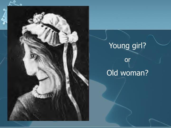 Young girl?