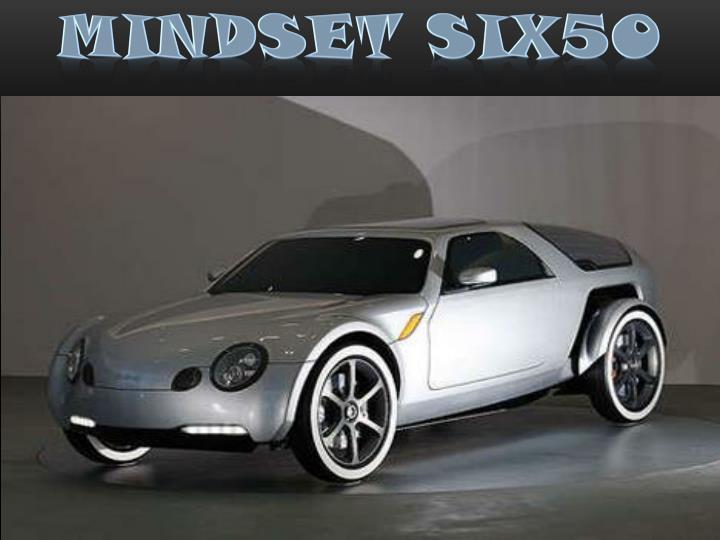 Mindset Six50