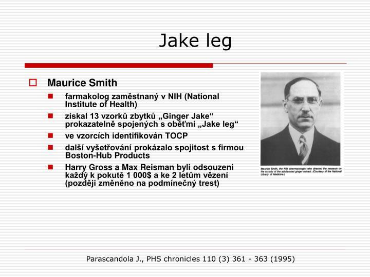 Jake leg