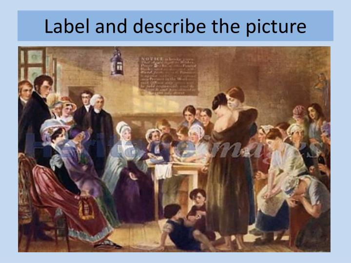 Label and describe the picture