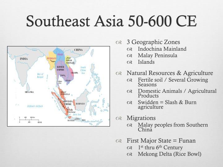 Southeast Asia 50