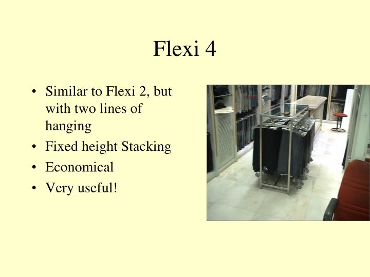Flexi 4