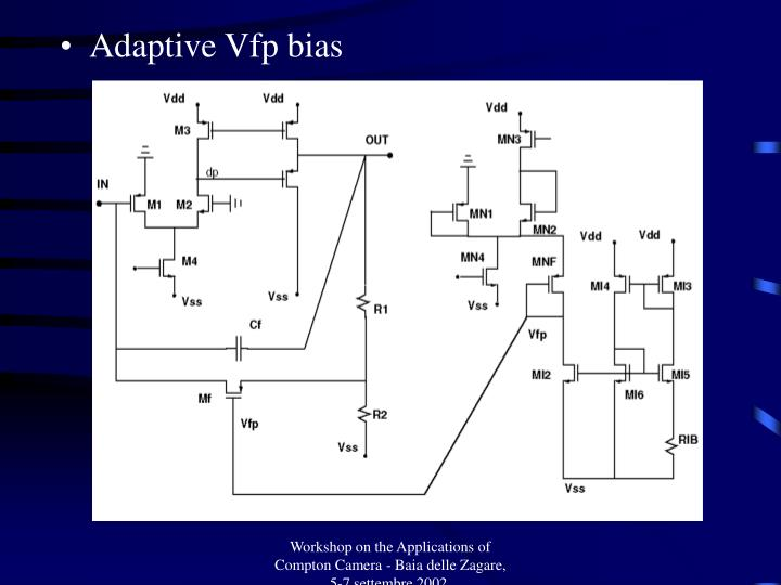 Adaptive Vfp bias