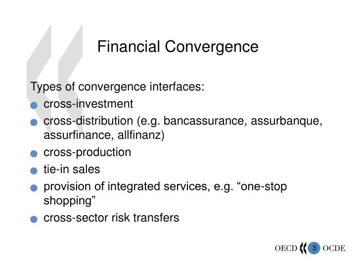 Financial convergence1