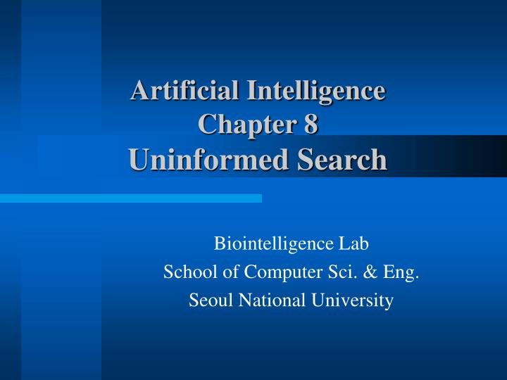 Biointelligence lab school of computer sci eng seoul national university