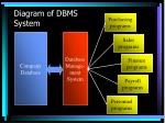 diagram of dbms system