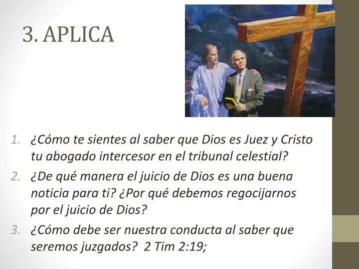 3. APLICA