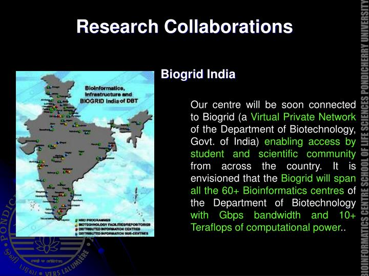 Biogrid India