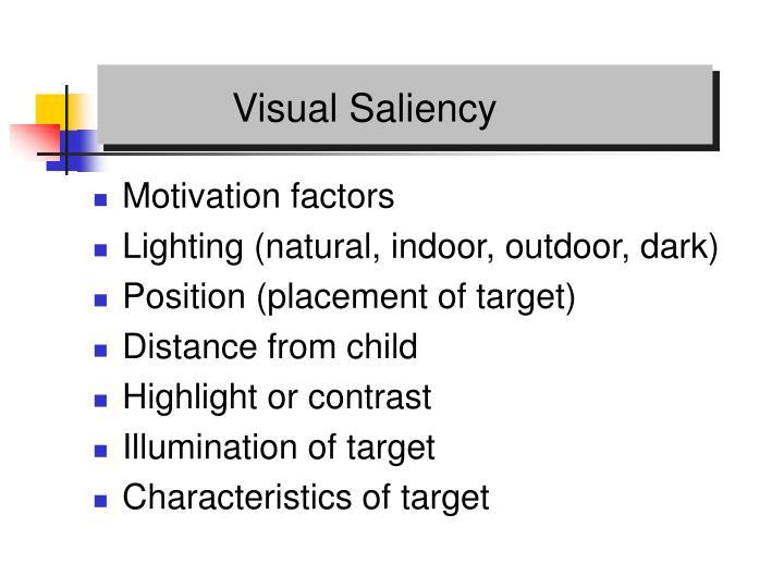 Visual Saliency