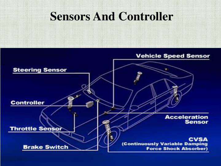 Sensors And Controller