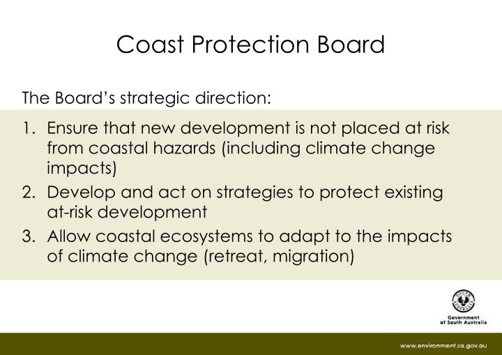 Coast Protection Board