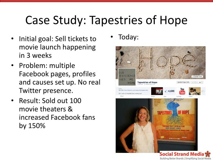 Case Study: Tapestries of Hope