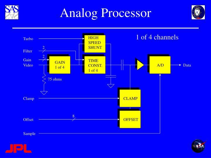 Analog Processor