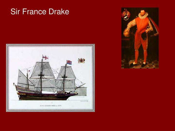 Sir France Drake