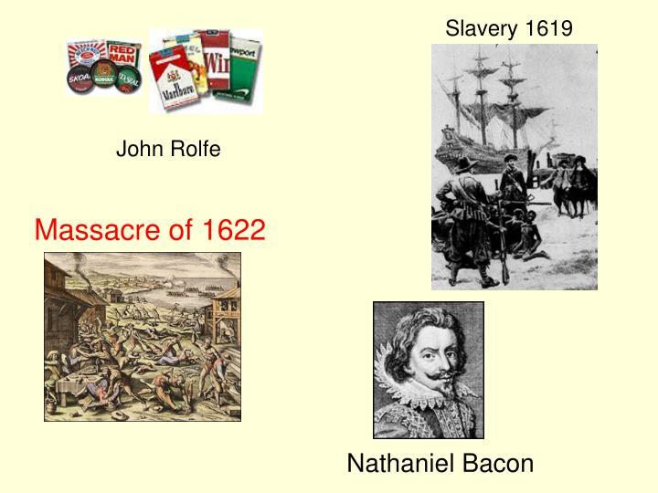 Slavery 1619