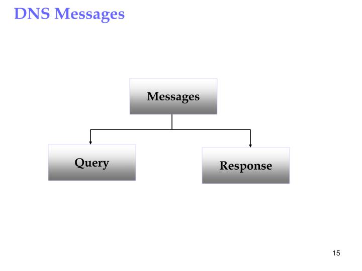 DNS Messages