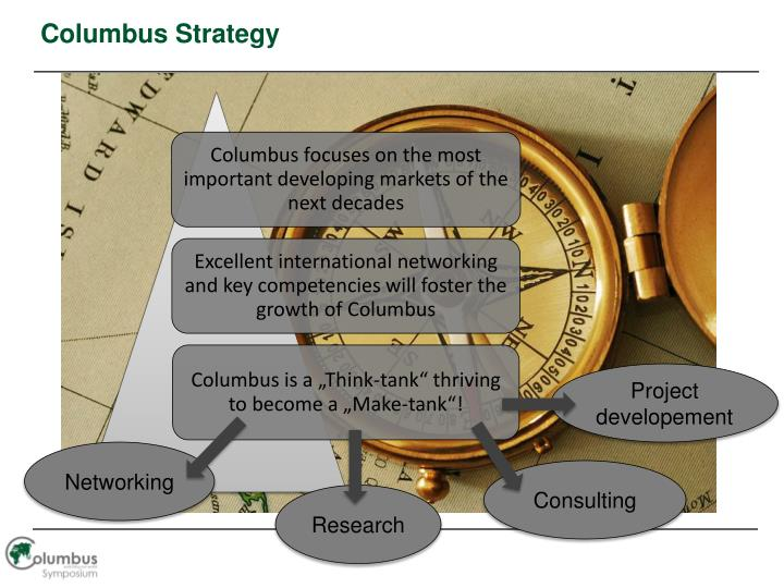 Columbus Strategy