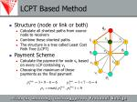 lcpt based method