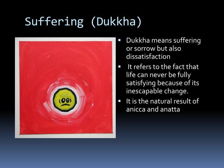 Suffering (Dukkha)