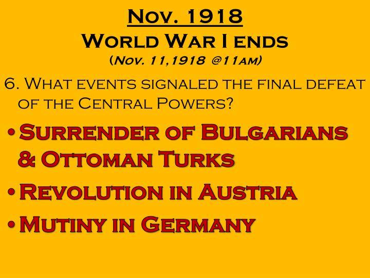 Nov. 1918
