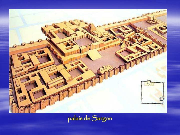 palais de Sargon