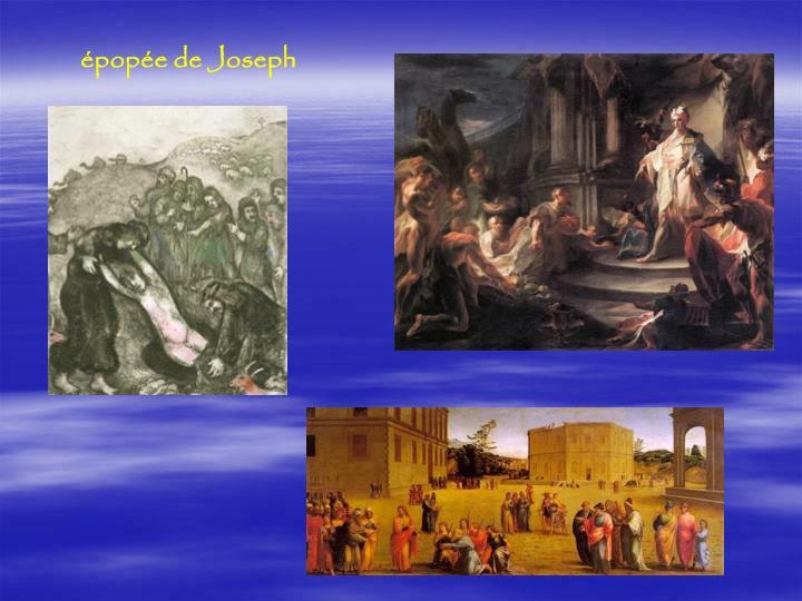 épopée de Joseph