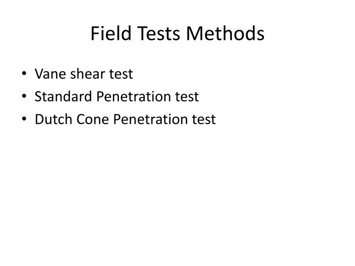 vane shear test field experiment Get this from a library evaluation of the vane shear test in louisiana [jack k poplin ara arman niaz ahmad louisiana state university division of engineering.