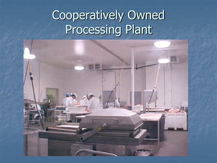 Cooperatively Owned