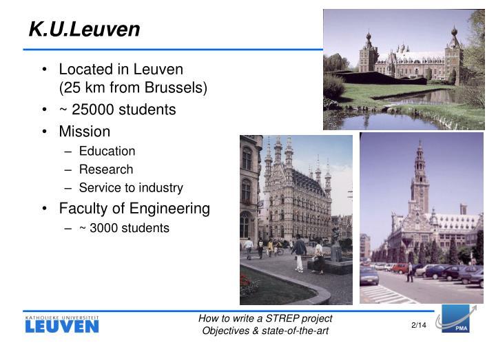 K.U.Leuven