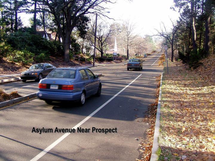 Asylum Avenue Near Prospect