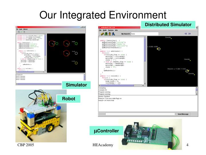 Our Integrated Environment