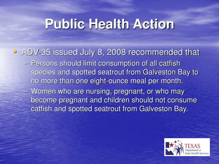 Public Health Action