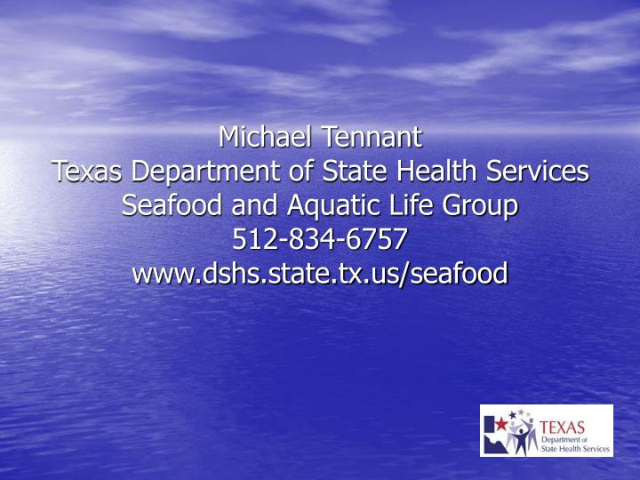Michael Tennant