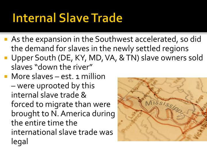 Internal Slave Trade