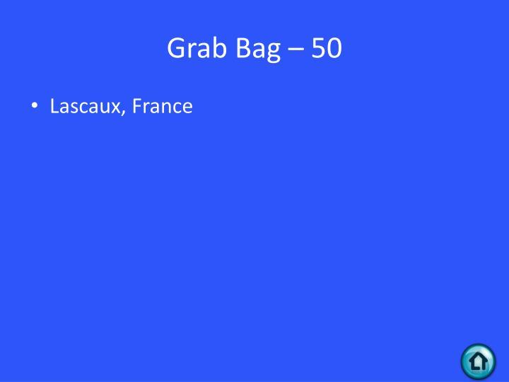 Grab Bag – 50