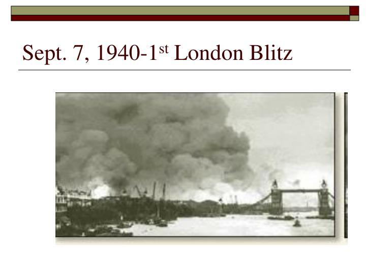 Sept. 7, 1940-1