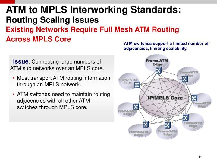 Mpls l2vpn interworking