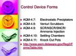 control device forms2