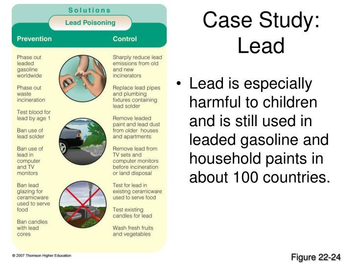 Case Study: Lead
