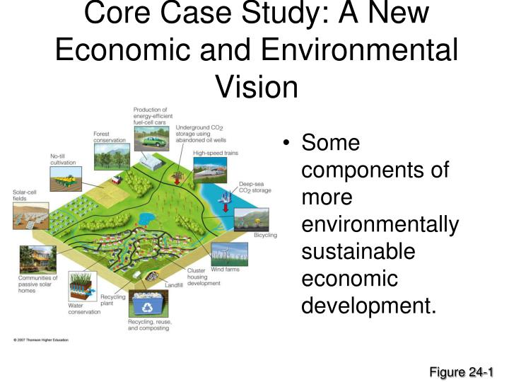 Core Case Study: A New Economic and Environmental Vision