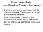 core case study love canal there is no away2