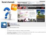social channels2