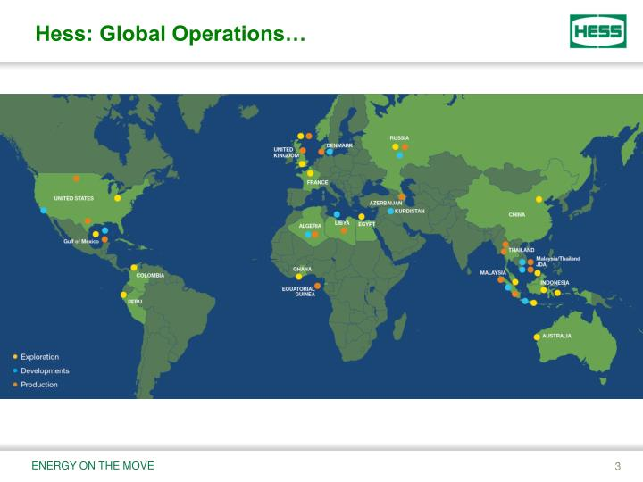 Hess: Global Operations…
