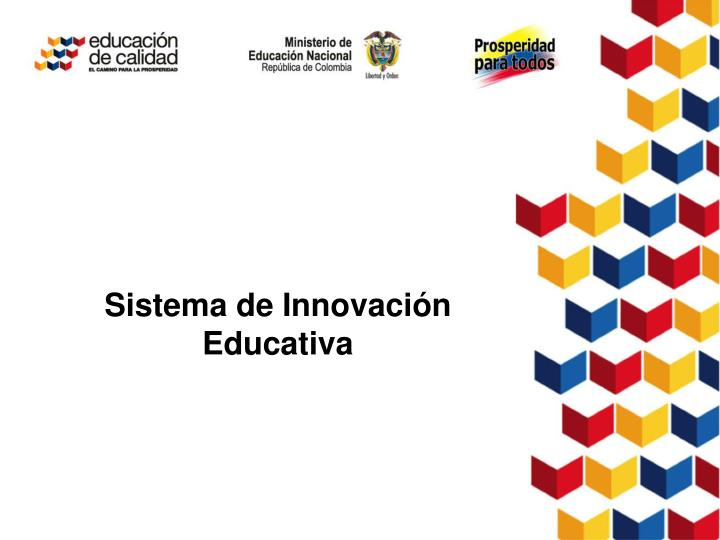 Sistema de Innovación Educativa