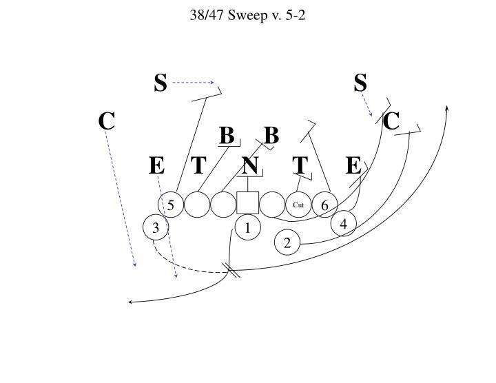 38/47 Sweep v. 5-2