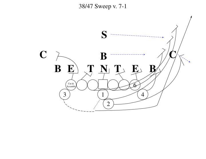38/47 Sweep v. 7-1