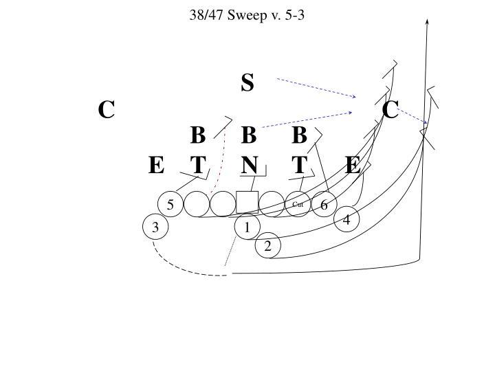 38/47 Sweep v. 5-3
